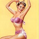 vintage pin up girl