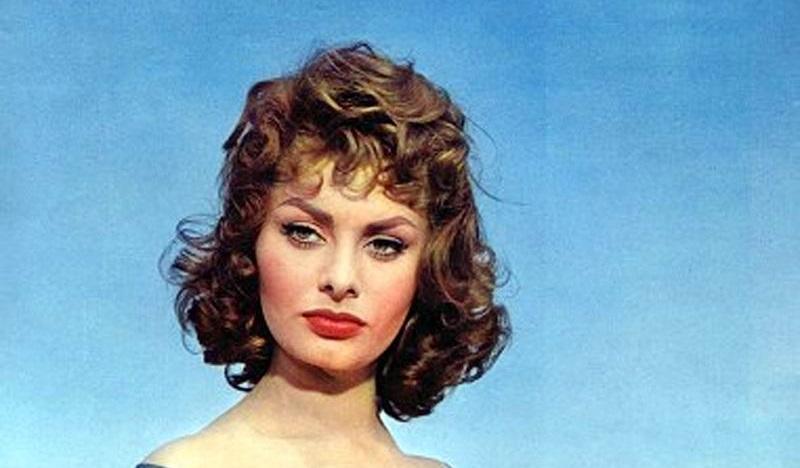 The Alluring Sophia Loren