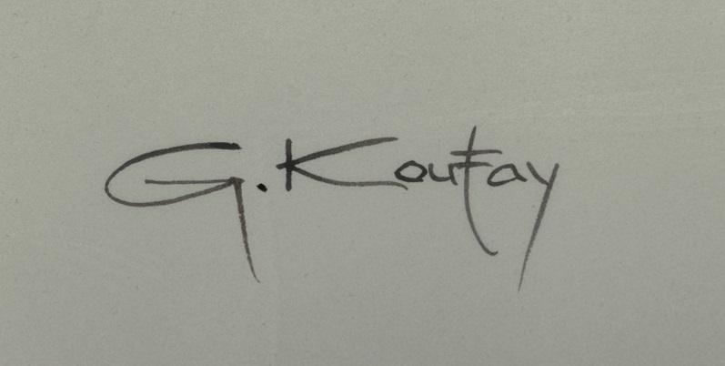 Gennadiy Koufay signaturee ainter