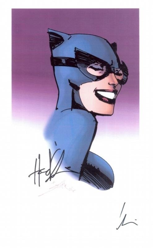 Howard Chaykin Catwoman
