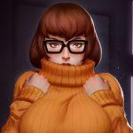 Sexy Velma from Scooby-Doo